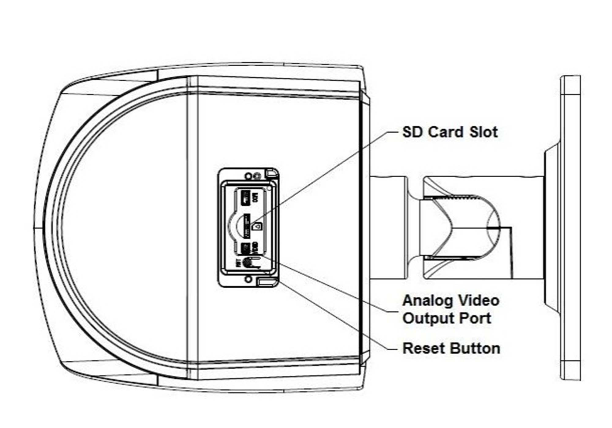 Installation instruction for the micro-SD card.