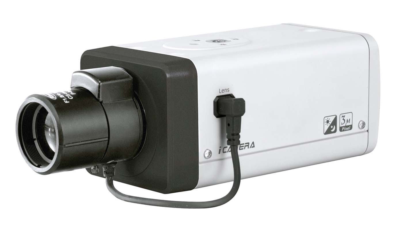 Dahua Box-type Network Camera.