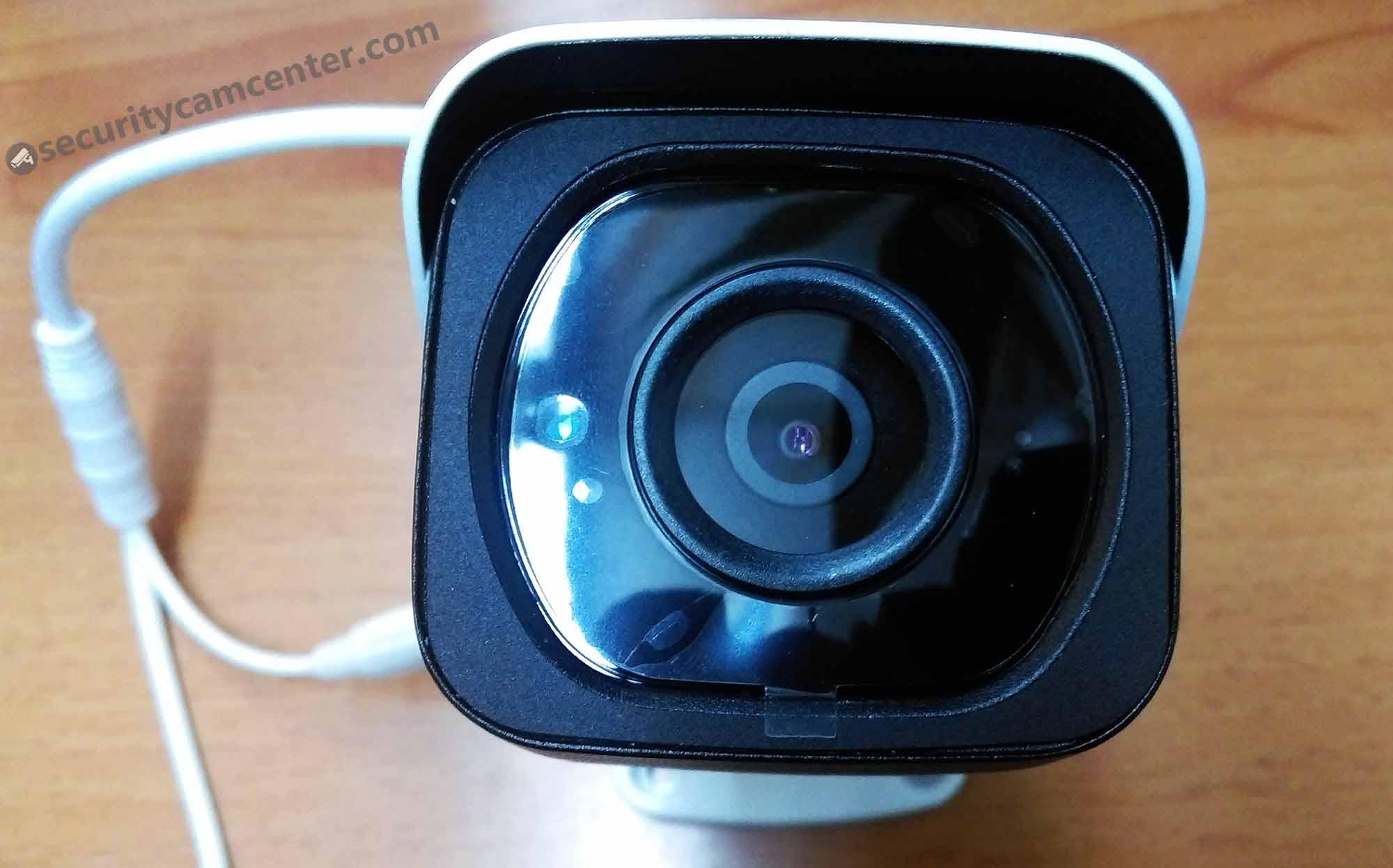 Review: Dahua Mini Bullet IP Camera