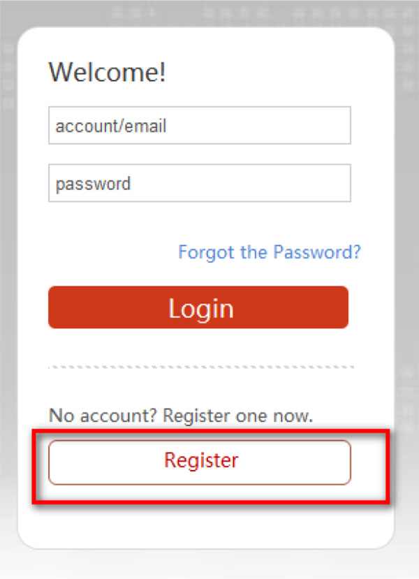 How to register a Hik-Connect account - SCC - CCTV
