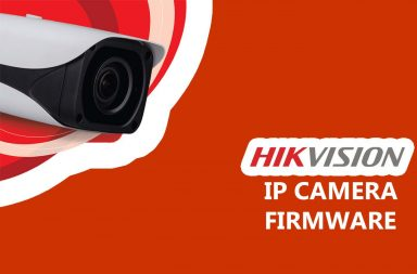 Firmware for Hikvision IP cameras