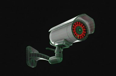 How to tell if a security camera is turned on?