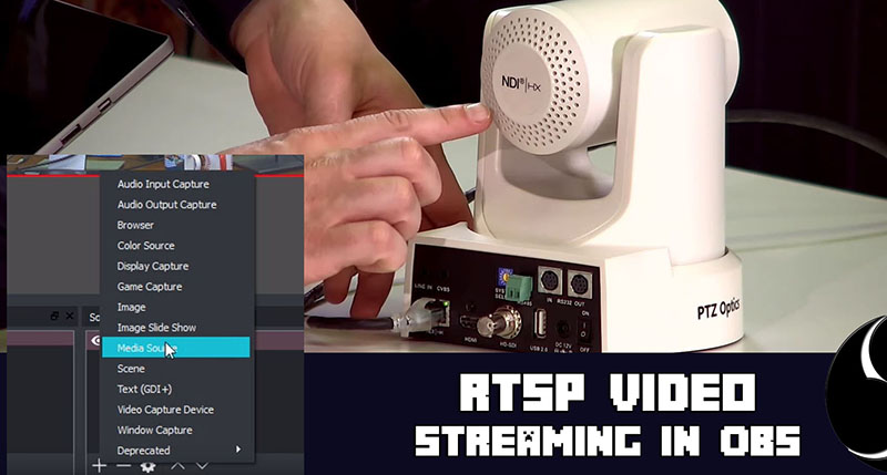 All IP Camera RTSP URL List - SCC - CCTV