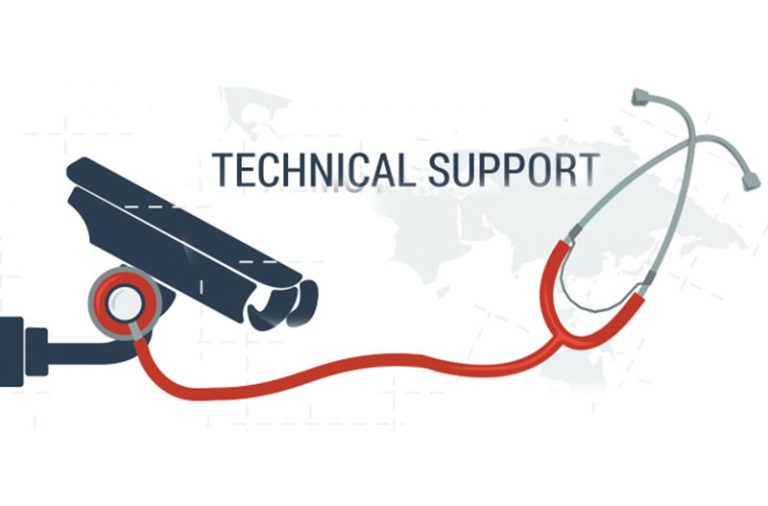 CCTV Technical Support