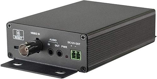 Analog to IP camera converter