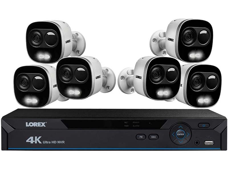 Best IP Security Camera Systems