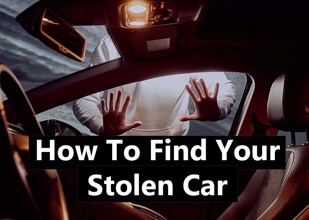 Find my Stolen Car